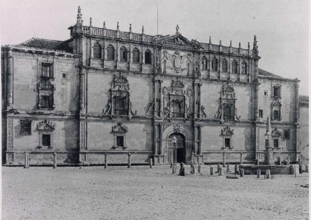 Colegio Mayor de San Ildefonso (1891) Hauser y Menet